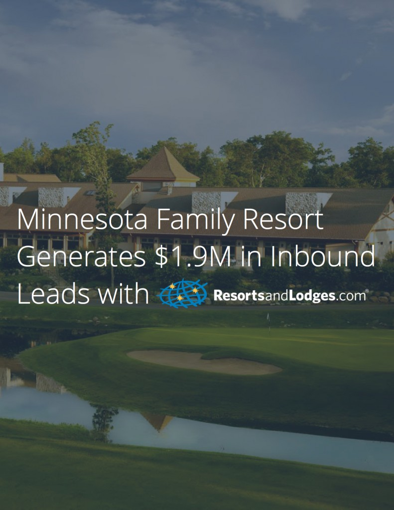Minnesota Cragun's Resort & Hotel on Gull Lake Case Study