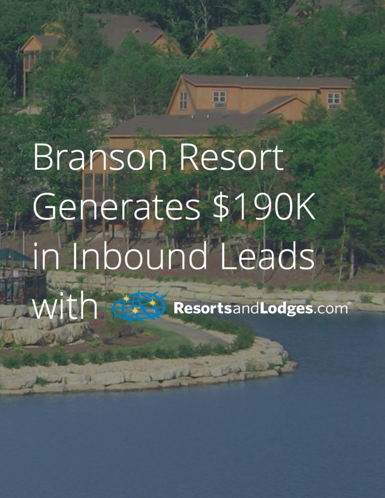 Branson Missouri Stone Bridge Resort Case Study
