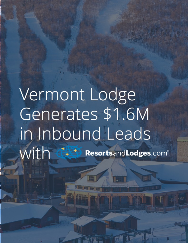 Vermont Stowe Mountain Lodge Case Study