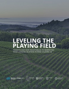 Leveling The Playing Field Wine