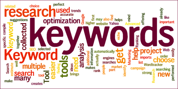 Keyword - Blog